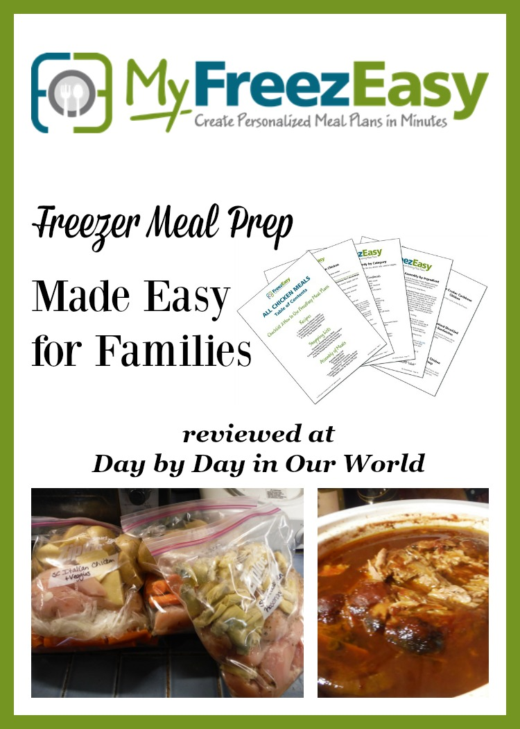 Need an easier way to tackle dinnertime in your house? MyFreezEasy can help. Read our review of the subscription service.