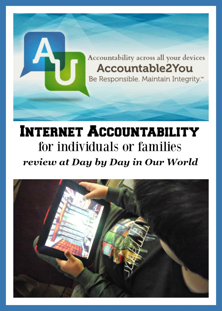 Want to keep tabs on your child's activities online? Accountable2You is an internet accountability subscription service that may help.
