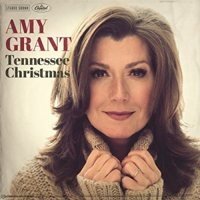 Make Your Holidays Bright with Amy Grant Tennessee Christmas CD