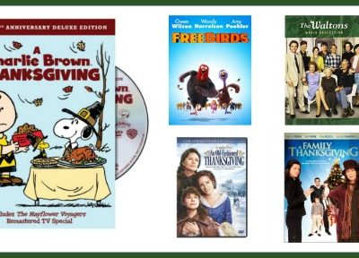 Thanksgiving Movies to Enjoy Now