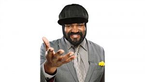 Gregory Porter, one of the artists on Jazz Loves Disney.