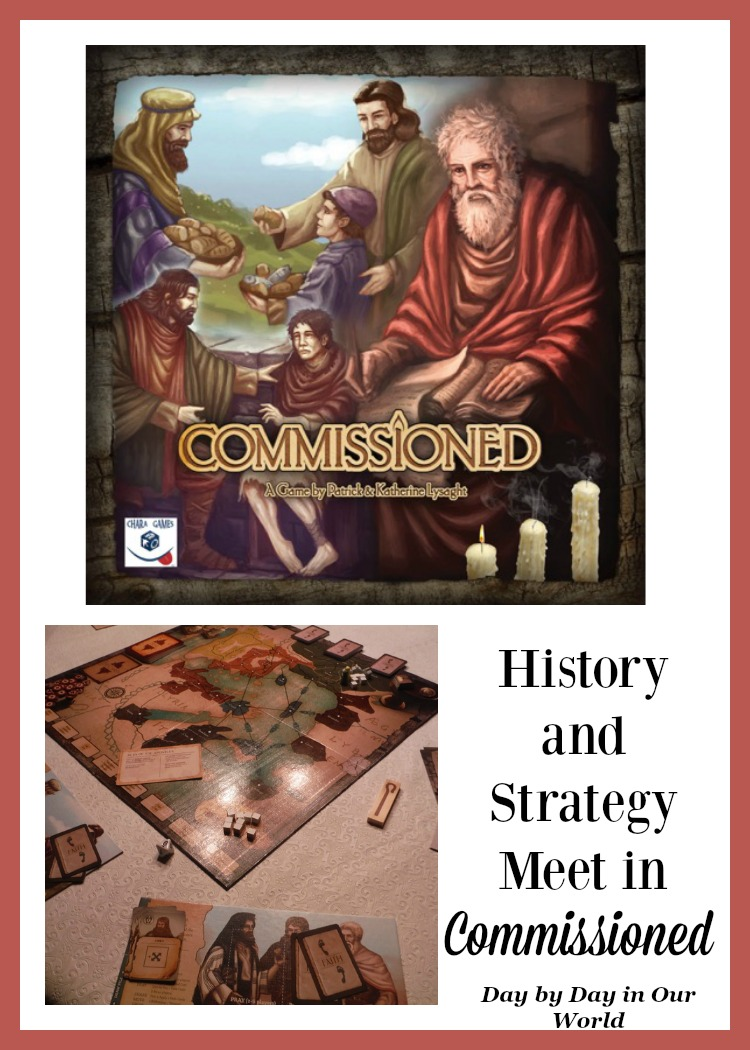 Have a love of games that employ strategy? Is history something you can't get enough of? Then check out our review of Commissioned!