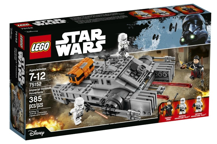 LEGO STAR WARS Imperial Assault Hovertank