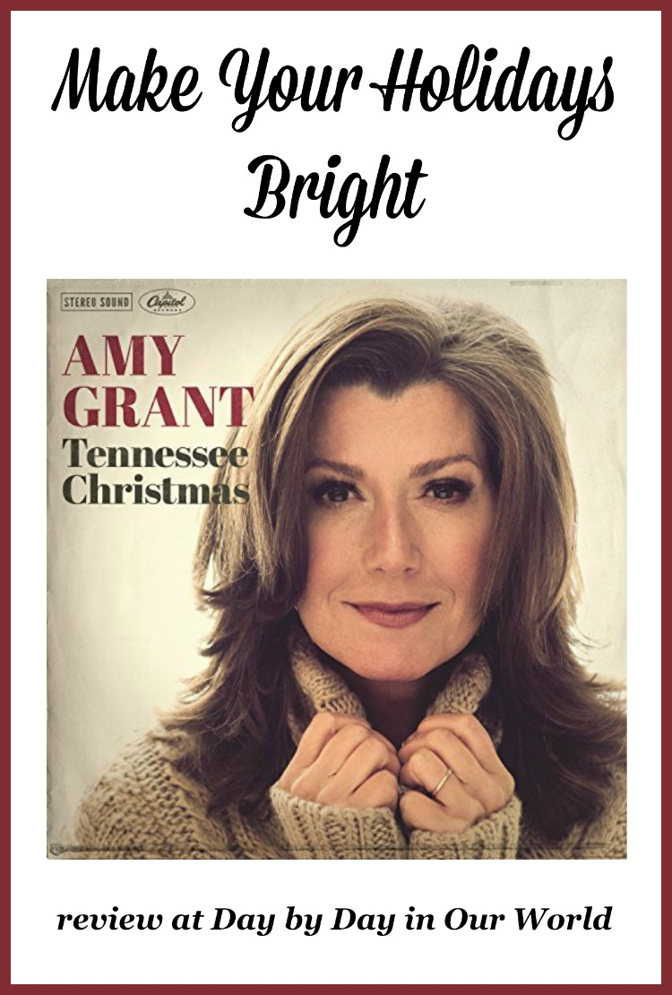 Make Your Holidays Bright with Amy Grant Tennessee Christmas