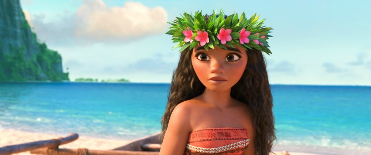 Moana wants to find what happened to her ancestors.
