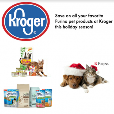 Time to Stock Up and Save on Purina Pet Products