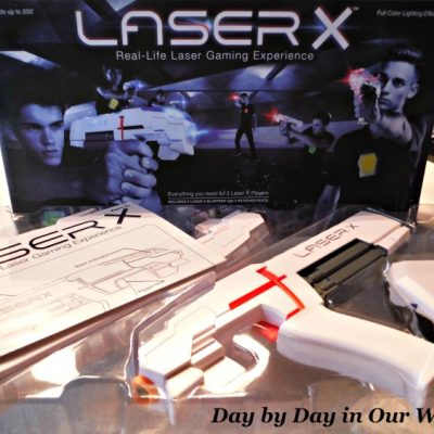 Get the Kids Moving with Laser X