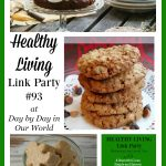 Healthy Living Link Party #93