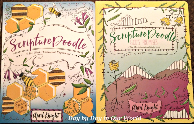 ScriptureDoodle books