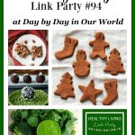 Healthy Living Link Party #94
