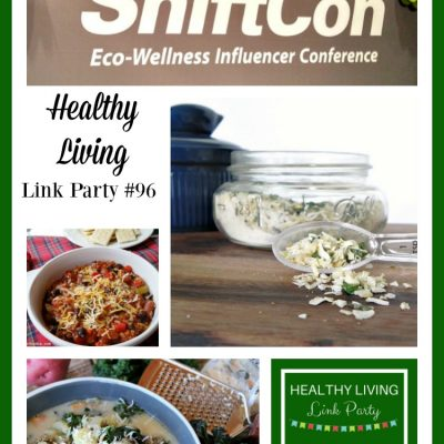 Healthy Living Link Party #96