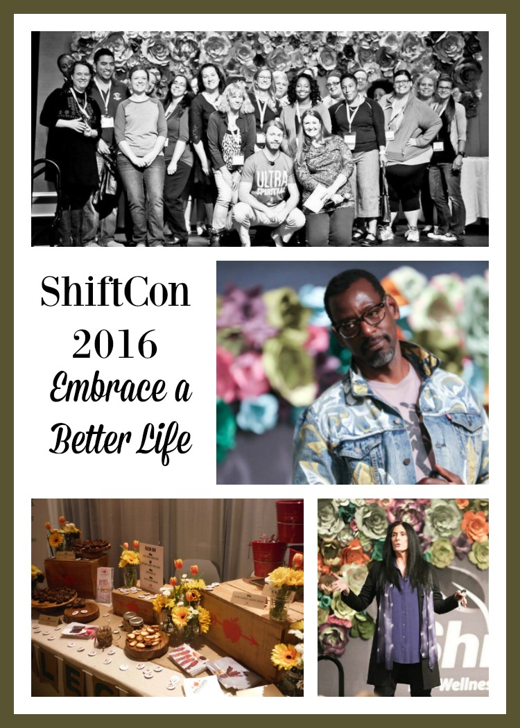 ShiftCon 2016 is an eco-wellness social media conference where influencers, brands, and educators can meet.