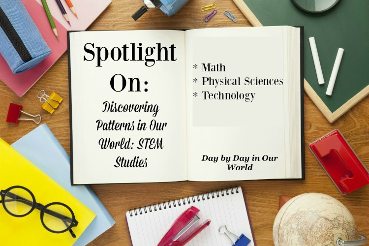 Spotlight On Discovering Patterns in our World STEM Studies.