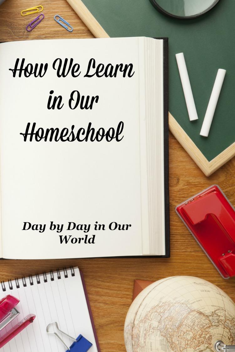 Virtual Curriculum Fair 2017: Spotlight on How We Learn in Our Homeschool