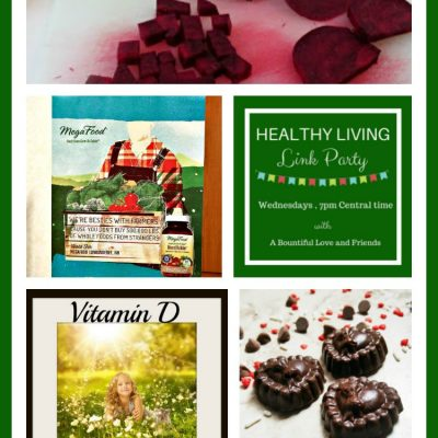 Healthy Living Link Party #101