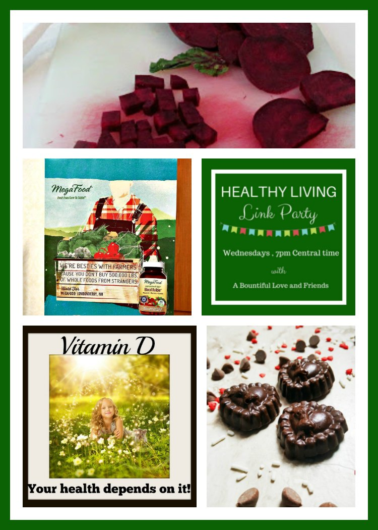Healthy Living Link Party 101