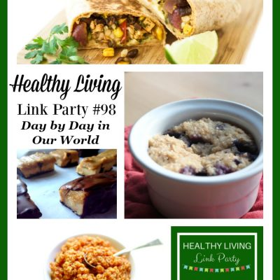 Healthy Living Link Party #98