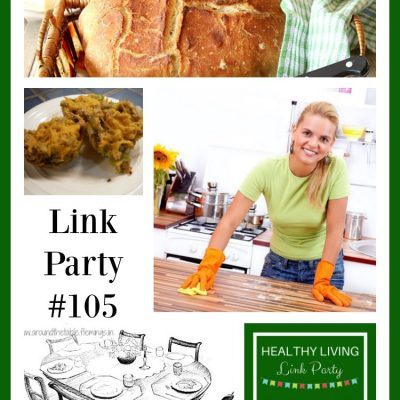 Healthy Living Link Party #105