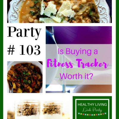 Healthy Living Link Party #103