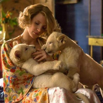 The Zookeeper's Wife: Compassion, Faith, and Courage