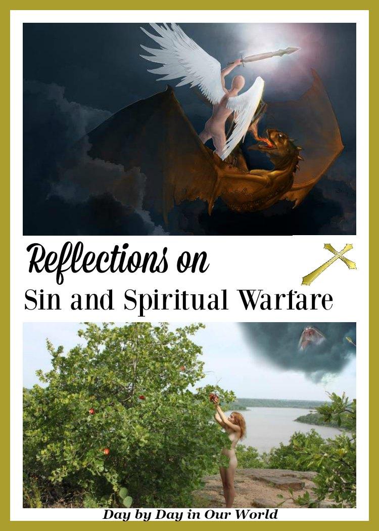 Sin and Spiritual Warfare