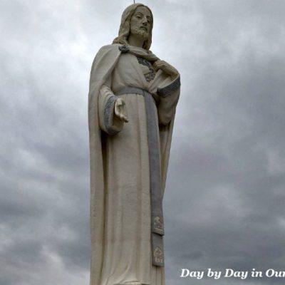 40 Days of Seeking Him Lent 2017 Week 4
