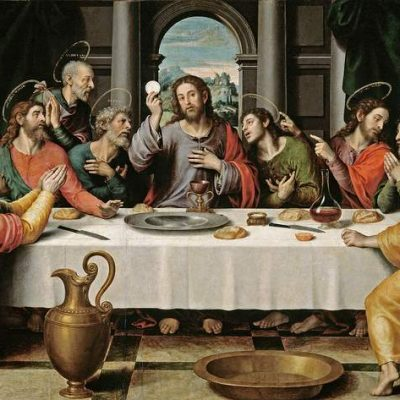 Holy Thursday: The Start of Triduum
