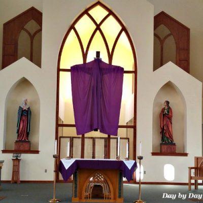 40 Days of Seeking Him Holy Week 2017