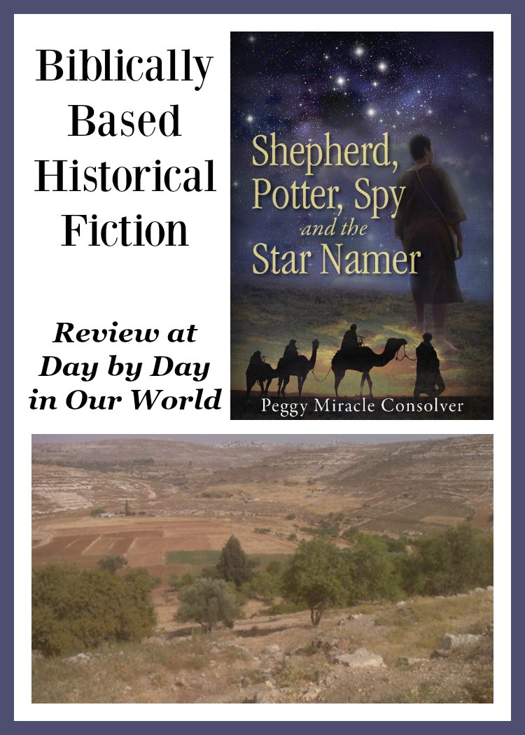Shepherd, Potter, Spy--and the Star Namer: A Story of Family & Survival