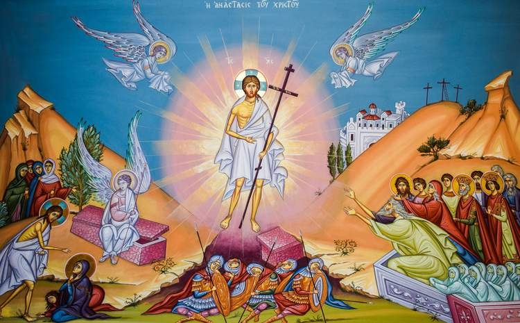 Christ's Resurrection from the Dead