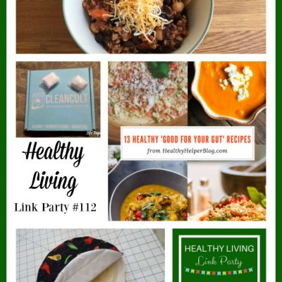 Healthy Living Link Party #112