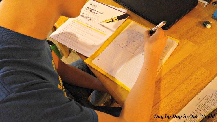 teaching essay writing in high school