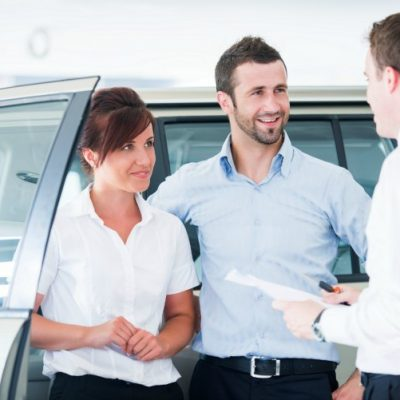 Car Buying Tips for Families