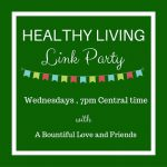 Healthy Living Link Party # 131