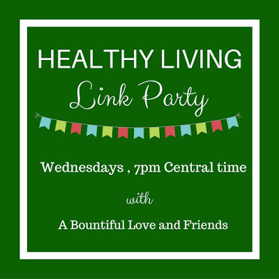 Healthy Living Link Party #125