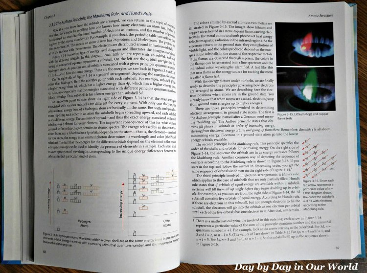 Inside General Chemistry from Novare