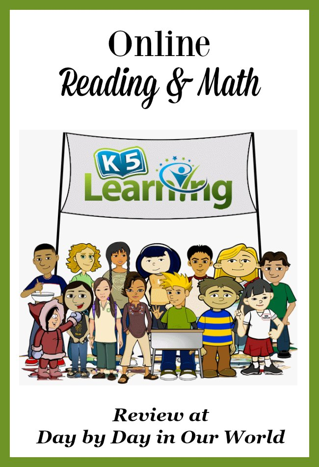 K5 Learning: An Online Reading and Math Program