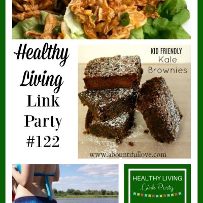 Healthy Living Link Party #122
