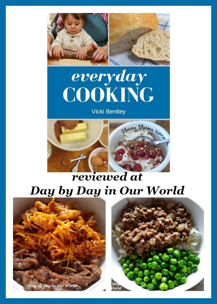 Do you get the dinnertime blues at your house? Find Inspiration and Instruction in Everyday Cooking!