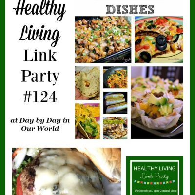 Healthy Living Link Party #124