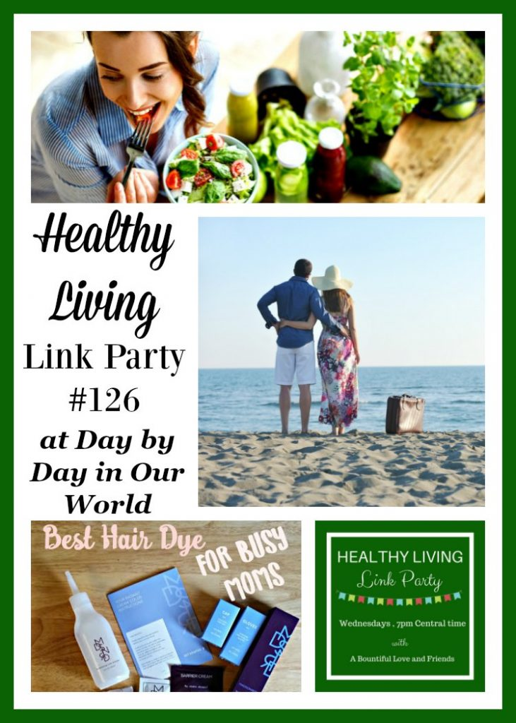 Healthy Living Link Party #126