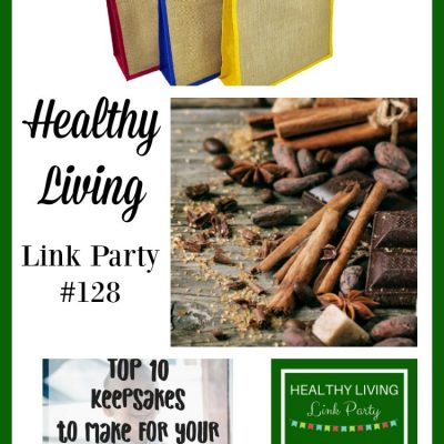 Healthy Living Link Party #128