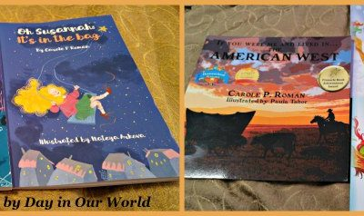 Children's History and More from Carole P. Roman