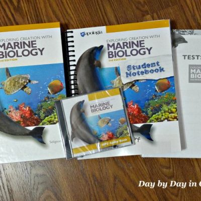 Homeschool Marine Biology from Apologia