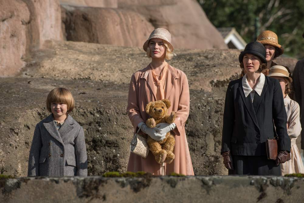 Fame required much sacrifice as shown in Goodbye Christopher Robin