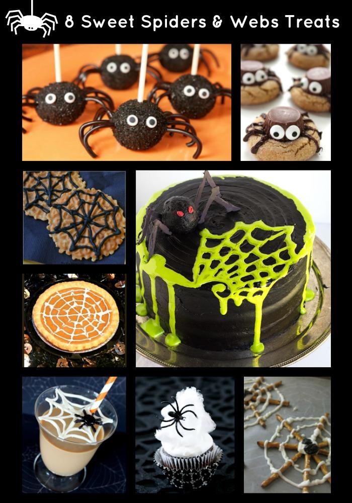 8 recipe ideas featuring Spider & Spiderwebs
