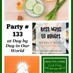 Healthy Living Link Party # 133