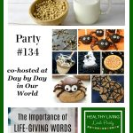 Healthy Living Link Party # 134