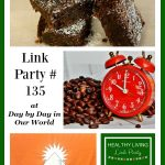 Healthy Living Link Party #135