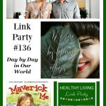 Healthy Living Link Party #136